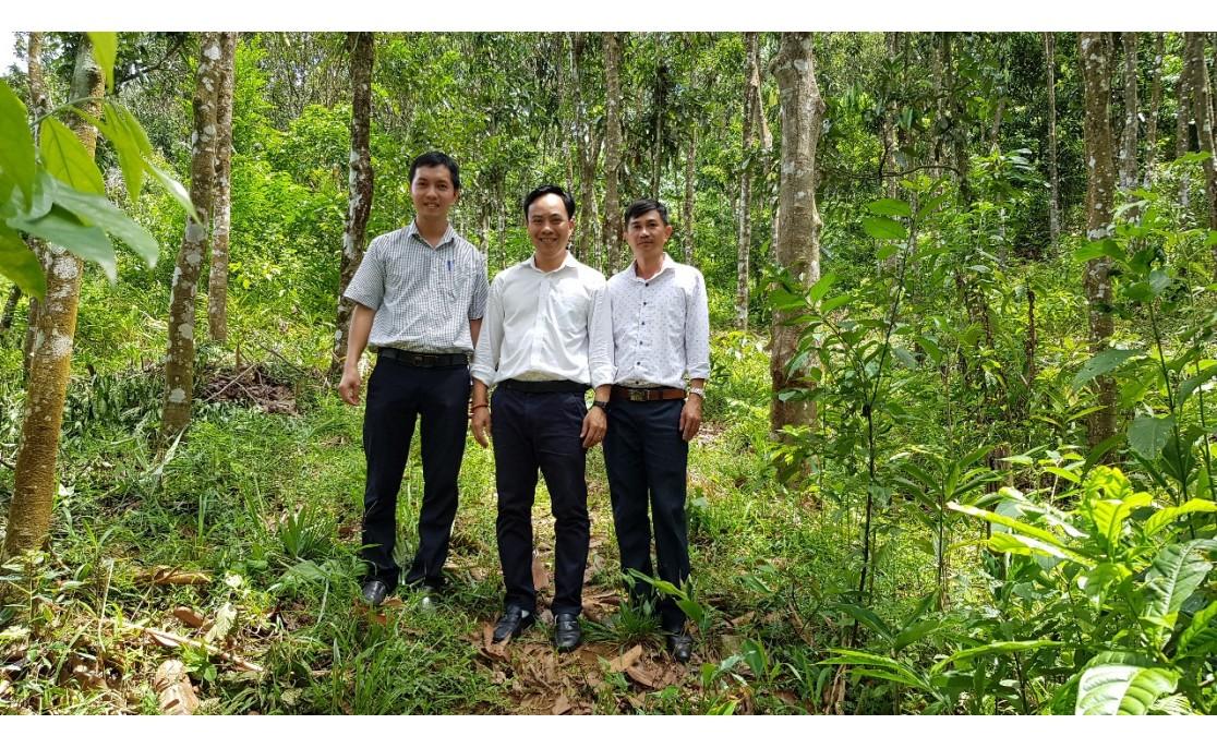 Tuyển Chuyên Viên Tư Vấn Đào Tạo Vùng Nguyên Liệu Quế Hữu Cơ Nam Trà My - Quảng Nam