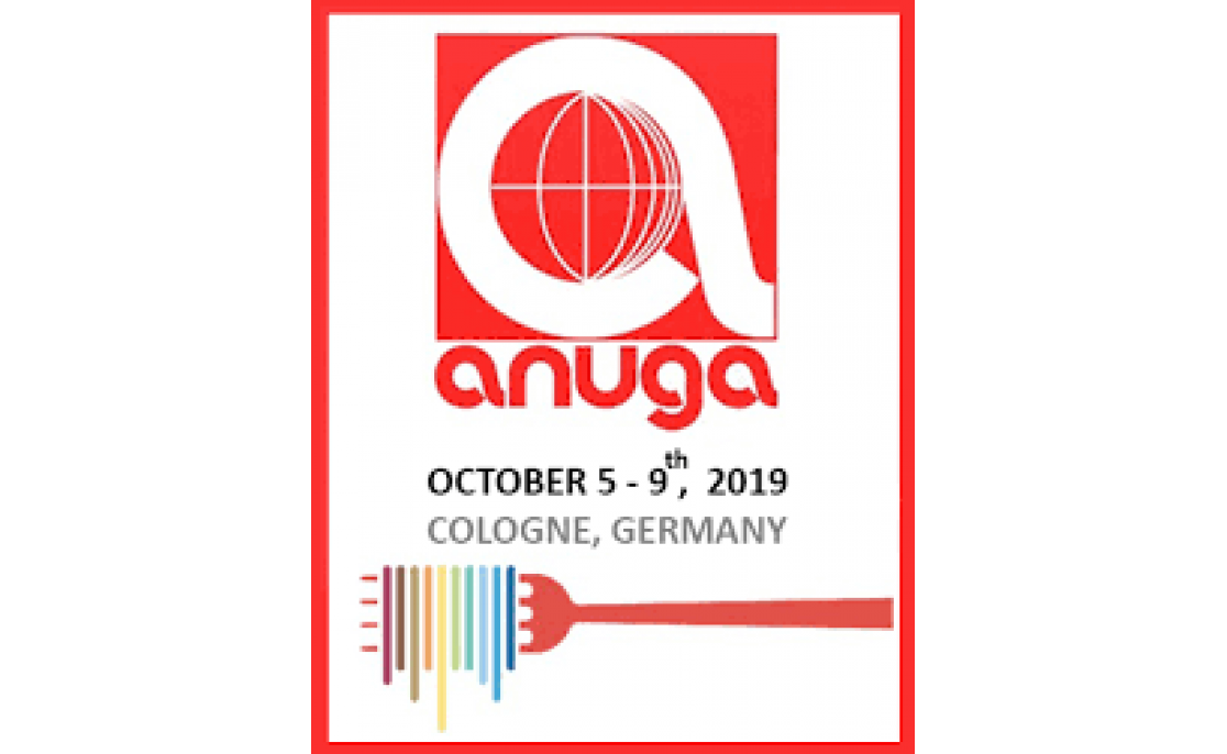Hagimex Attends Anuga Food Fair in Cologne, Germany - Oct 2019